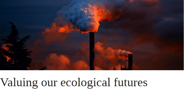Valuing our ecological futures